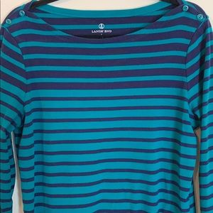 Striped Boat Tee